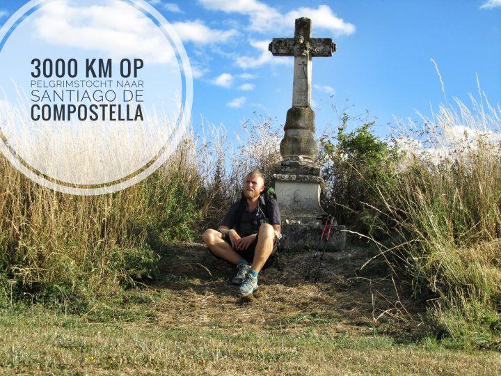 Op pelgrimstocht naar Santiago De Compostella 2015
