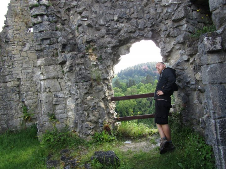Deel 9 | koning van mijn kasteel en het einde van de GR129
